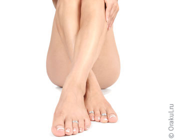 Секс морщинистые ступни