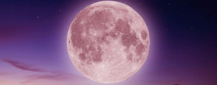 Луна в мае 2020