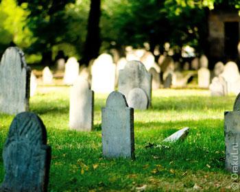 К чему снится кладбище во сне сонник
