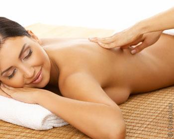 Парень девушке массаж спины индивидуалки массажистки санкт петербург