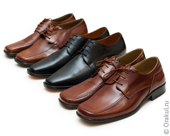 Сонник Обувь