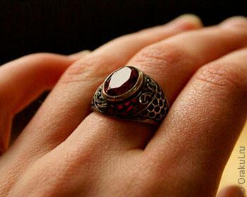 золотой Перстень по соннику