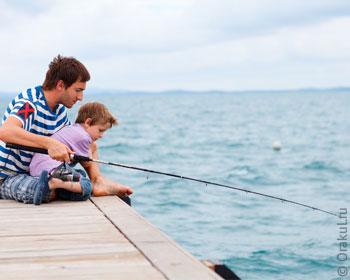 Сонник Ловить рыбу руками на рыбалке к чему снится, приснилась ...