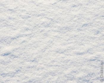 Снег летом по соннику