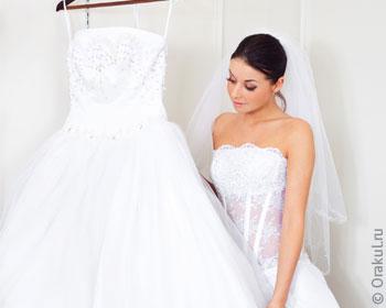47f53c7c62d Сонник Свадебное платье. Сонник Оракула. К чему снится ...