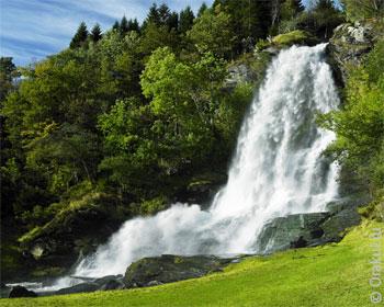 Сонник Водопад к чему 😴 снится, приснился Водопад во сне?